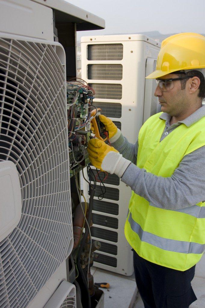 Refrigeration and HVAC Technician