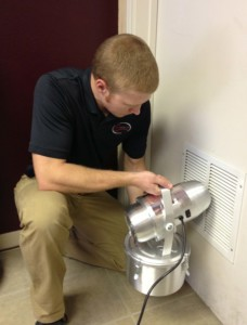 duct cleaning mckinney
