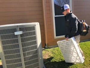 AC cooling services - Classic Heating and Air
